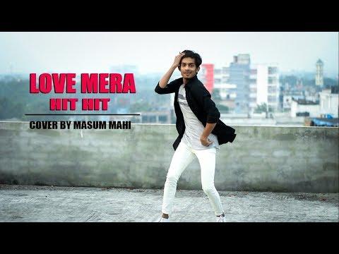 Love Mera Hit Hit    Cover dance By Masum Mahi    Shahrukh Khan, Deepika Padukone
