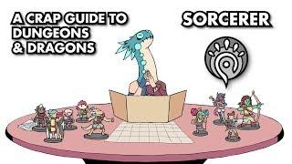 Ein Mist-Guide für D&D [5th Edition] - Zauberer