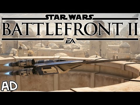 Star Wars Battlefront 2 - Galactic Assault - Mos Eisley (Sponsored By EA)