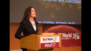 UCSD's Rommie Amaro, Bio-IT World Conference & Expo 2017 Plenary Keynote