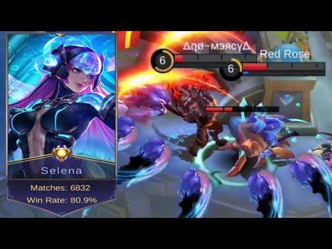 Selena Epic Montage - Perfect Plays | Mobile Legends: Bang Bang thumbnail