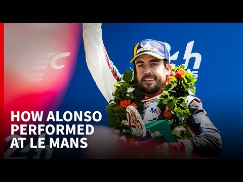 How Alonso really performed at Le Mans