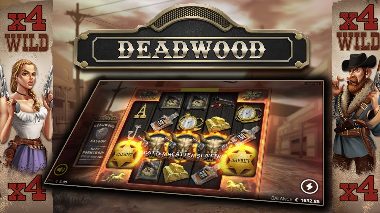 DEADWOOD (NOLIMIT CITY) ONLINE SLOT - YouTube