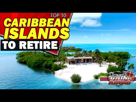 Top 10 Caribbean Islands to Retire   Cost of Living