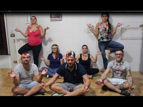 Video degli amici per gli sposi ''Matrimoniali's Kalma'' (Parodia di Occidentali's Karma)