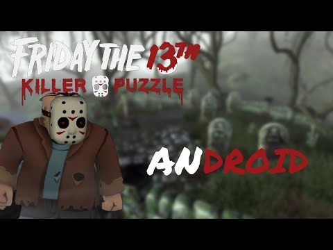 FRIDAY THE 13TH/ ANDROID GAMEPLAY! MAGYAR