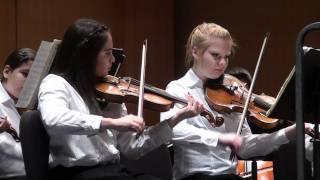 Incantations by Richard Meyer; Metropolitan Youth Symphony, Division II, April 26, 2011