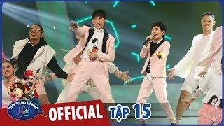 vietnam idol kids 2017 - gala trao giai - isaac ft quoc dat - lk bong bong bang bang  hai co tien