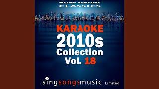 No Regrets (In the Style of Dappy) (Karaoke Version)