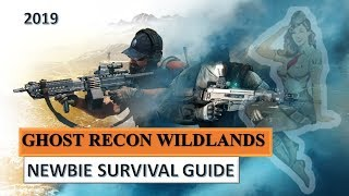 2019 Ghost Recon WildLands New booty Survival Guide