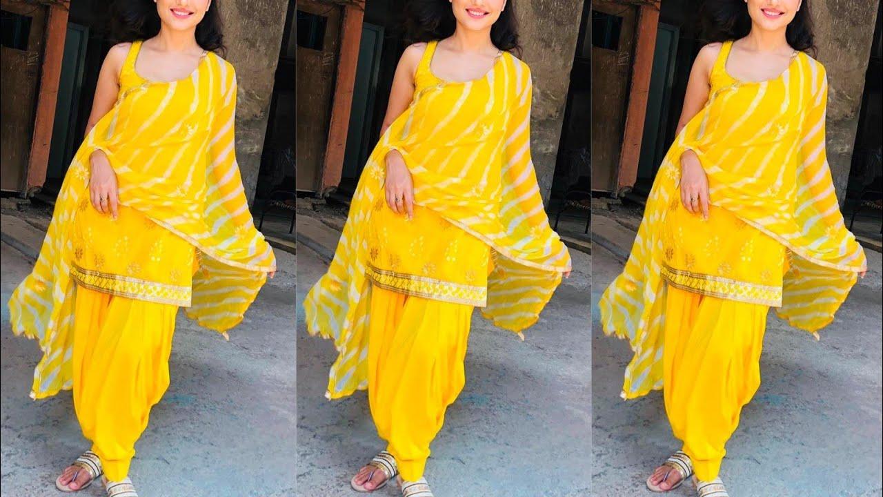 Top 15 Punjabi Suit Design 2020 Summer Punjabi Suit Salwar Kameez Designe Youtube