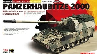 MENG PZH 2000  in box preview