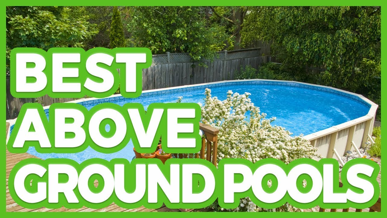 Tips for an above Ground Pool | Bosco Systems Inc