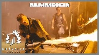 Rammstein - Links 2 3 4 LIVE at Bråvalla Festival 2016   [Pro-Shot] HD