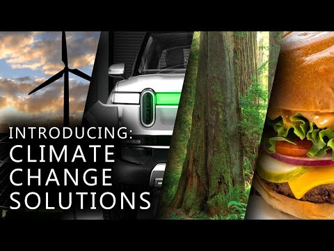 Introducing Climate Change Solutions