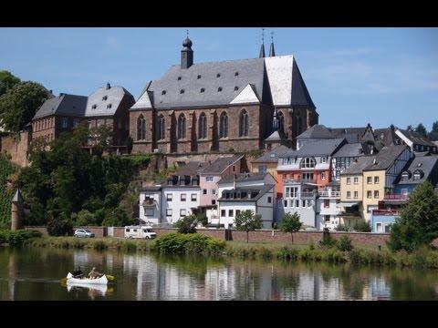 Saarburg Germany Tourism - Saarburg Tourismus Deutschland - Mosel  - Moselle  / Saar Valley
