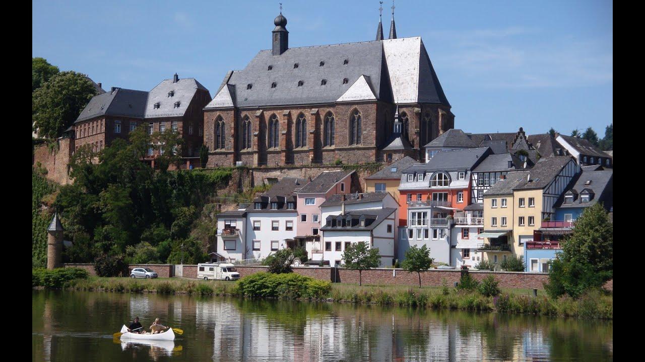 Saarburg Germany Tourism Saarburg Tourismus Deutschland Mosel
