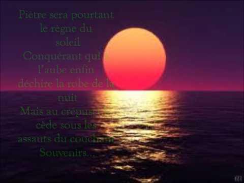 Poème Souvenirs De Takia Nafissatou Fall