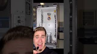 HOW ASTRONAUTS IN SPACE USE THE BATHROOM WILL SHOCK YOU!! #Shorts