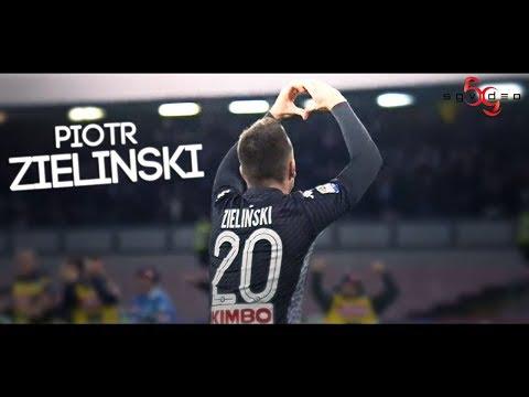 Piotr Zielinski | Goals, Skills & Assists - SSC Napoli 2017/18 HD