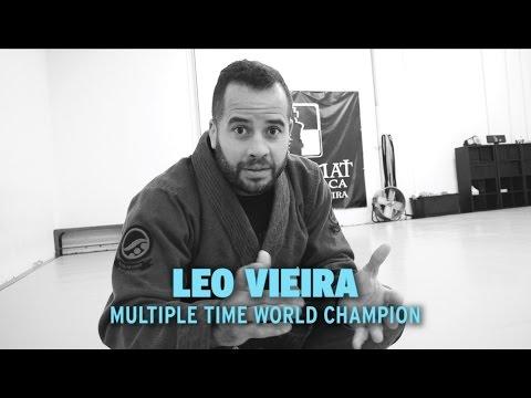Leo Vieira Invites You To Grappler's Escape 2017