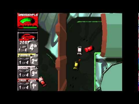Retro Gaming - Death Rally - Part 1 |