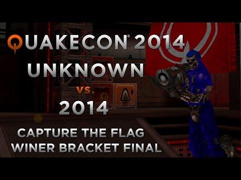 UNKNOWN vs 2014 - QuakeCon 2014 CTF (Winners Final)