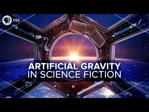 What's the Most Realistic Artificial Gravity in Sci-Fi? | Space Time | PBS Digital Studios