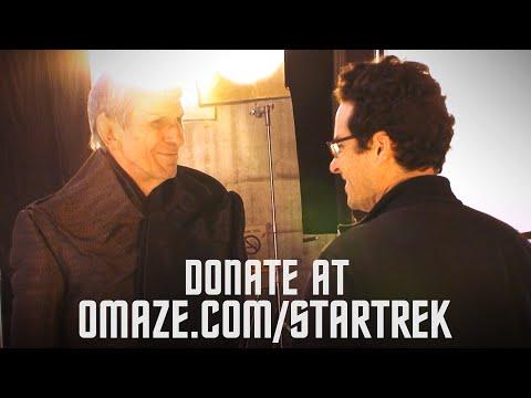 Leonard Nimoy: A Dedication from the Cast & Crew of Star Trek Beyond