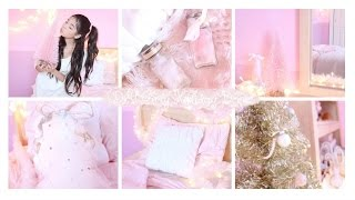Girly DIY Holiday Room Decor Pink / Vintage Mp3