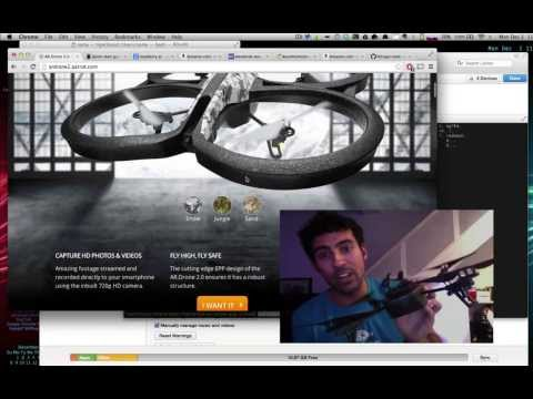 SkyJack - autonomous drone hacking w/Raspberry Pi, aircrack & Javascript