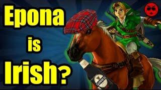 The Origin of Zelda