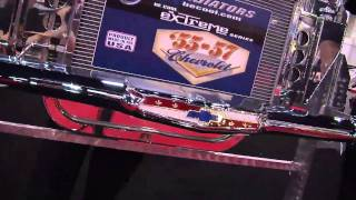 2010 SEMA V8TV Video Coverage: BeCool Radiators