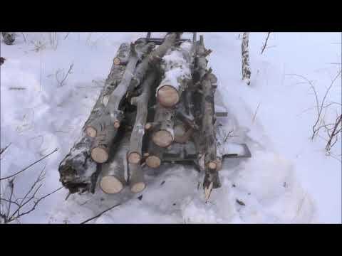 Жизнь в деревне ))) И снова в лес,по дрова)