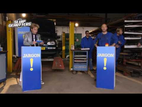 De Jargon Quiz in de garage. - Sluipschutters