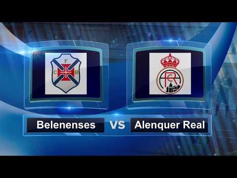 Belenenses 4-3 Alenquer Real (Futsal Sub15)