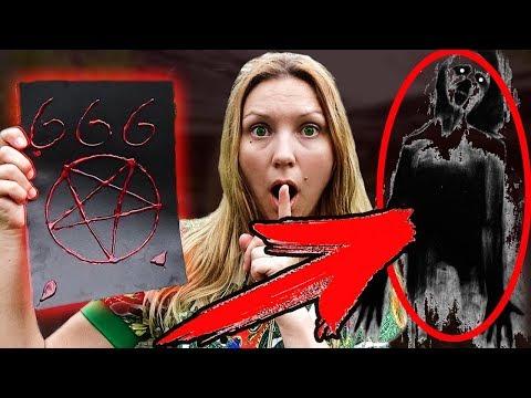 ПРИЗРАК В МОЕМ ДОМЕ 666 Деревня ВЕДЬМ МИСТИКА | Книга Ведьм #14