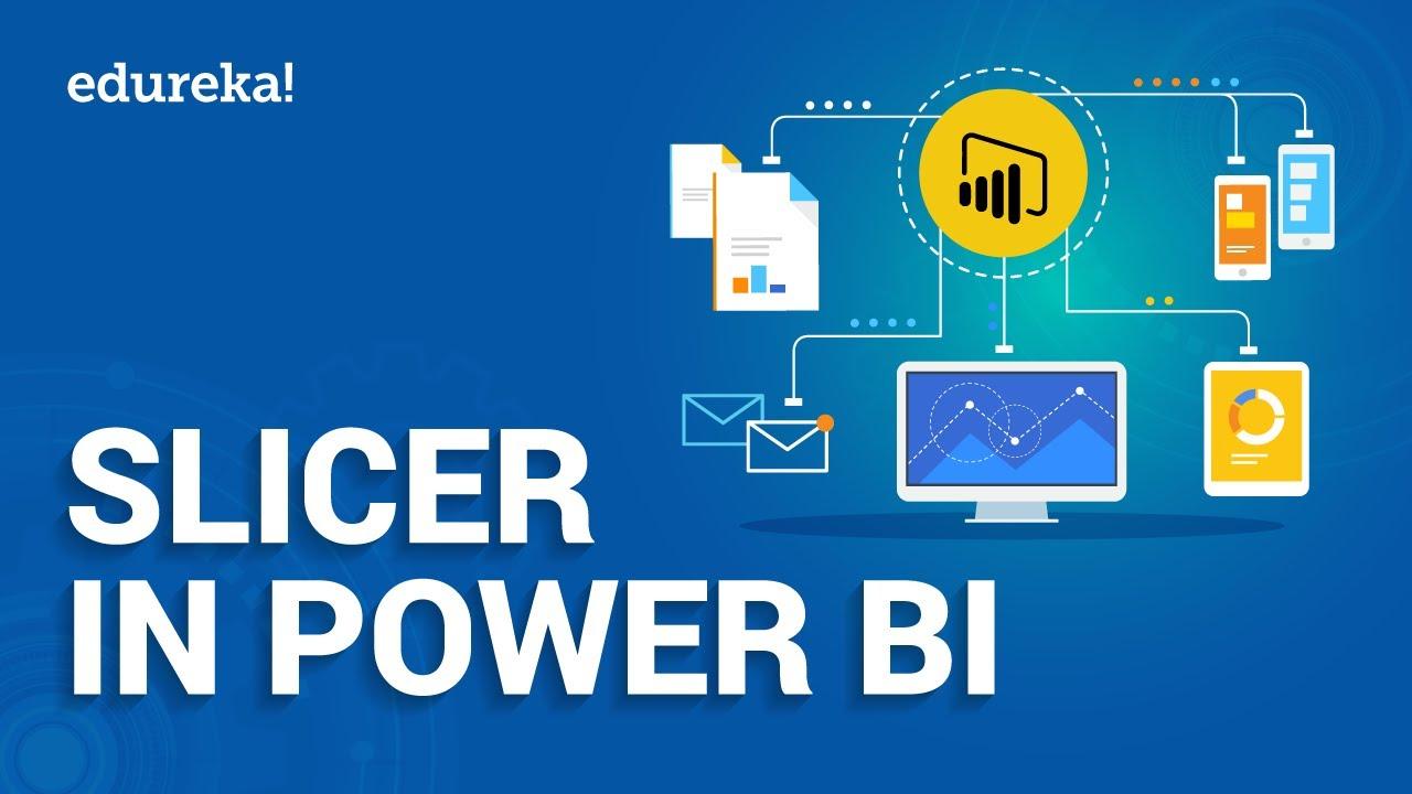 Slicers In Power BI | How To Create Slicers In Power BI | Power BI Training