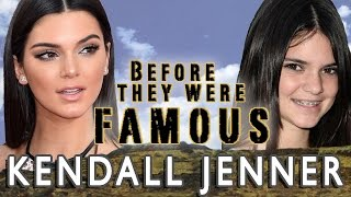 KENDALL JENNER | Before They Were Famous