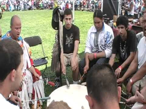 Sussex County Powwow - Iron River - Grand Entry
