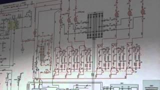 Схема трогания ТЭ10МК