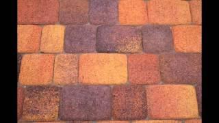 видео Варианты укладки тротуарной плитки: схемы и фото