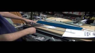 Kreg Kms7102 Precision Miter Gauge Unboxing