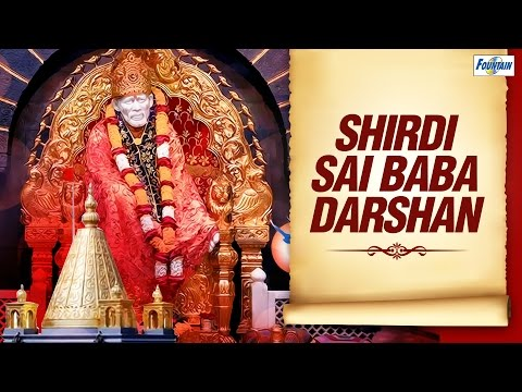 Shirdi Sai Baba Live Darshan Full | Shirdi Yatra Darshan by Ravindra Bijur