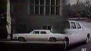 1963 Chrysler 300/Newport commercial