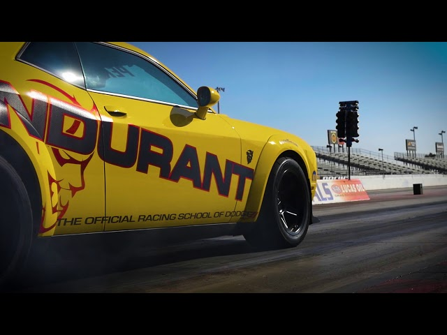 Dodge And Bondurant Team Up For Drag Course For Demon Owners The Drive