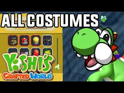 Yoshi S Crafted World Demo Trailer Nintendo Switch Youtube