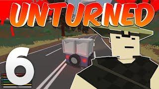 Unturned Germany Zombie Survival: Space Shuttle! - S3 Ep06  (let's play / Gameplay)