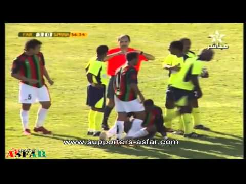 Match complet : AS.FAR 6-1 Sporting Praia | Ligue des champions africaine | 31 janvier 2009 |