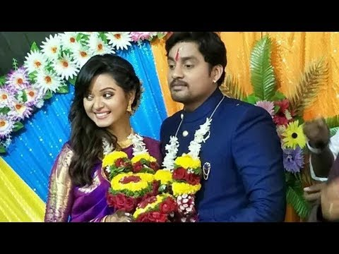 Devyani Fame Sangram Salvi लग्न बंधनात अडकला - Marathi Topic